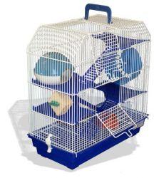 GAIOLA HAMSTER 4 AND  para Hamster e Gerbil