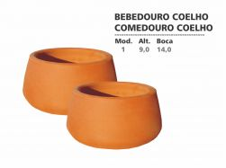 Bebedouro/Comedouro Coelho