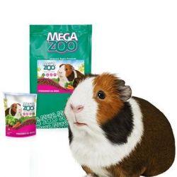 Ração para Porquinho da India Megazoo 500gr
