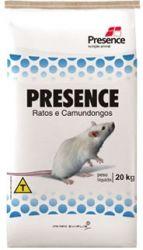 Ração Presence Ratos e Camundongos 20kg (LABINA)