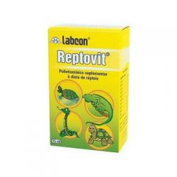 Labcon Reptovit Suplemento Vitamínico para Répteis - 15 mL