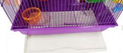 Gaiola Hamster  Labirinto Savana