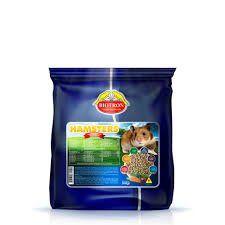 Ração Hamsters 500gr - Biotron Alimento Para Roedores