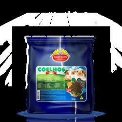 Ração Biotron Coelhos e Porquinho da India 500gr