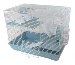 Gaiola Hamster Luxo
