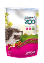 Ração Megazoo Super Premium Ouriços 700gr