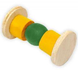 Brinquedo Carretel Para Roedores Pequeno