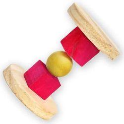 Brinquedo Carretel Para Roedores Grande