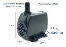 Bomba Submersa Wfish 1000lh 220v